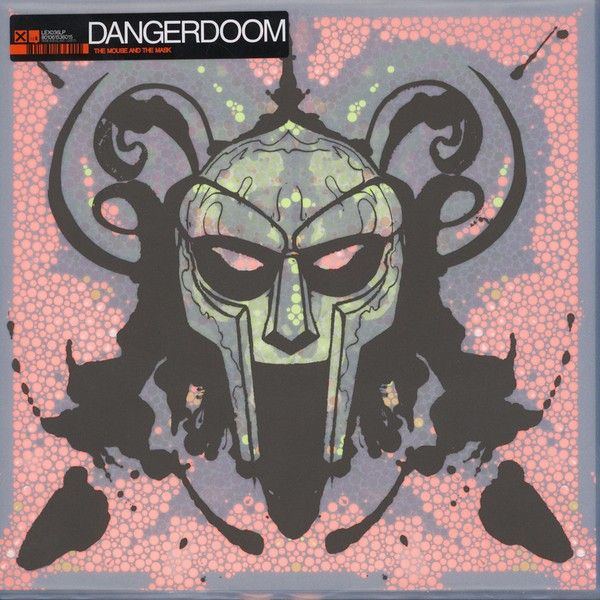 Dangerdoom (DangerMouse & MF Doom) - The Mouse And The Mask [2LP]