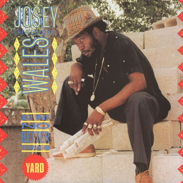 Josey Wales - No Way Better Than Yard [LP]