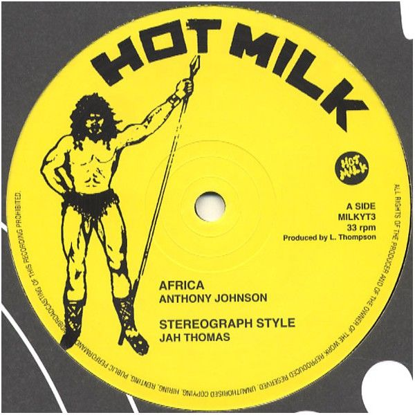 "Anthony Johnson/ Jah Thomas/ B. Levy/ R. Taylor - Strong Like Sampson EP3 [12""]"