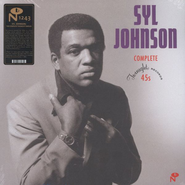 Syl Johnson - Complete Twinight Singles [2LP]