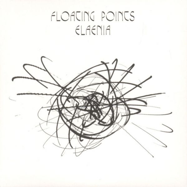 Floating Points - Elaenia [CD]
