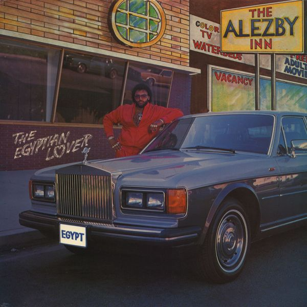 "Egyptian Lover - The Alezby Inn [12""]"