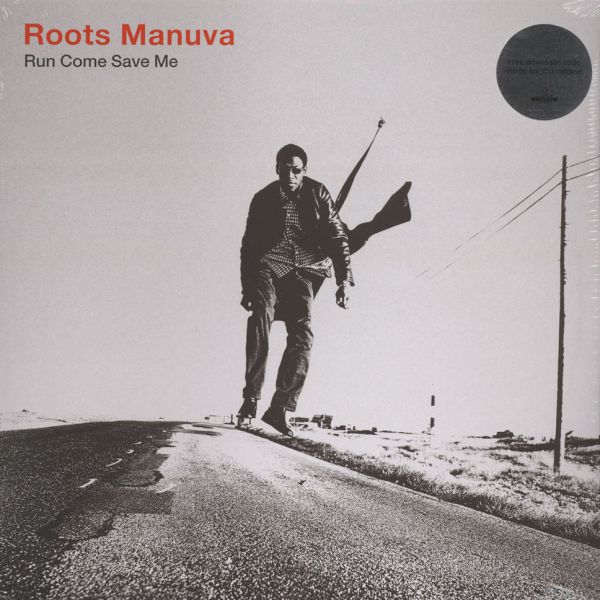 Roots Manuva - Run Come Save Me [2LP]