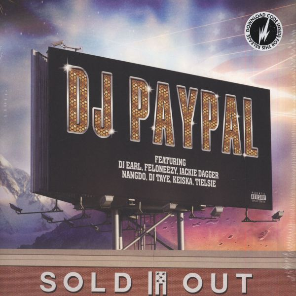 "DJ PayPal - Sold Out [2x12""]"