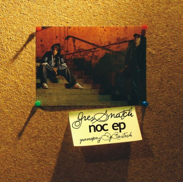 Gres/ Snatch - Noc EP [CD]