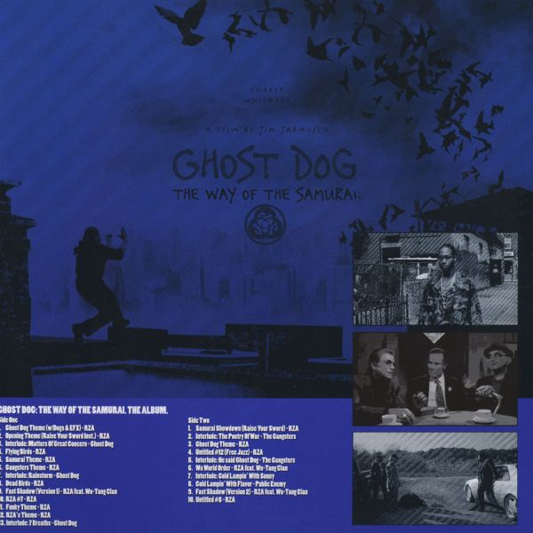 Ghost dog Ost