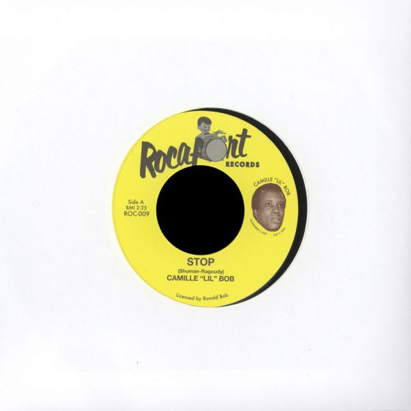 "Camille Lil Bob - Stop/ I Got Loaded [7""]"