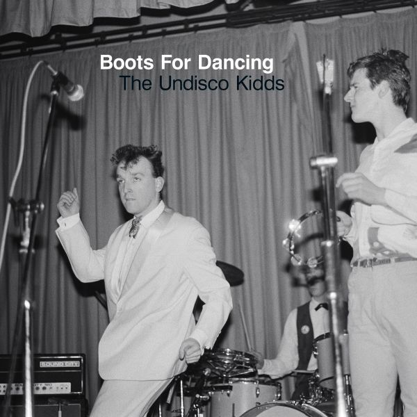 Boots For Dancing - The Undisco Kidds [CD]