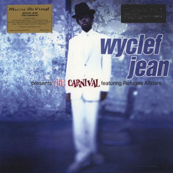 Wyclef Jean feat. Refugee Allstars - The Carnival (Blue Vinyl Edition) [2LP]