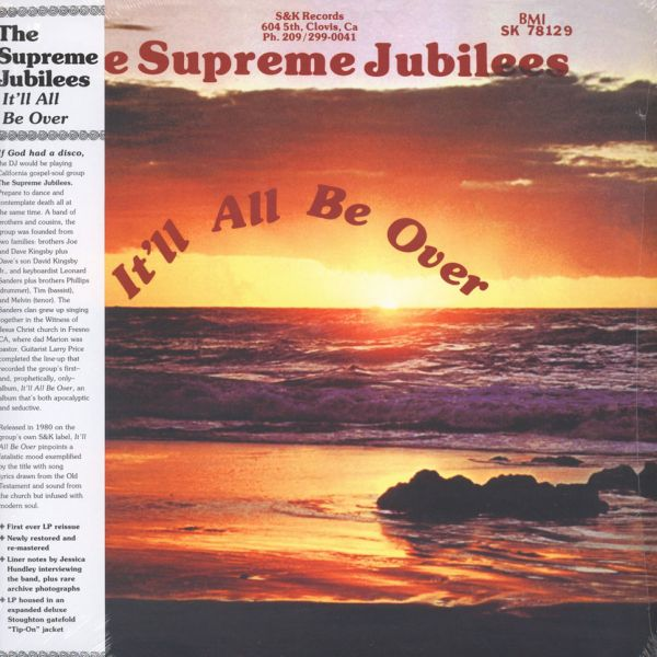 The Supreme Jubilees - It