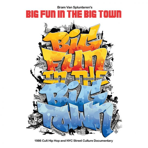 VA - Big Fun In The Big Town [DVD]