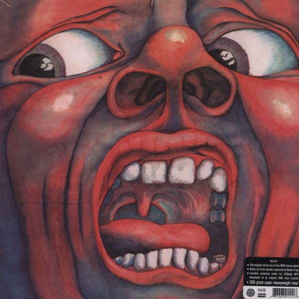 King Crimson - In The Court Of The Crimson King [LP]