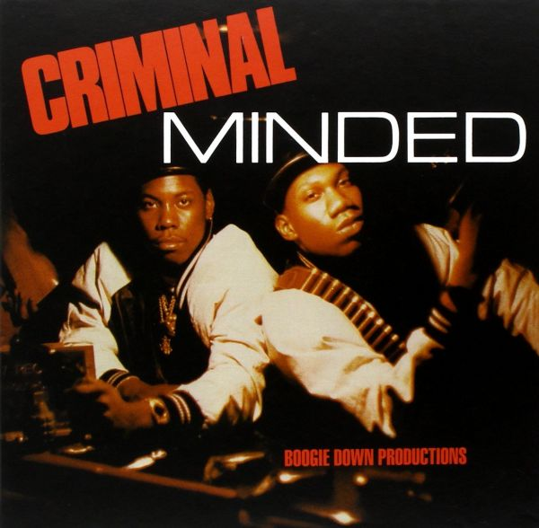 Boogie Down Productions - Criminal Minded [LP]