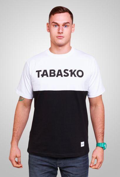 fe14dd224ee2 Koszulka Tabasko - Panel - czarno-biała  t-shirt  - AsfaltShop