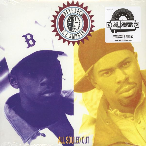 Pete Rock - All Souled Out [LP]