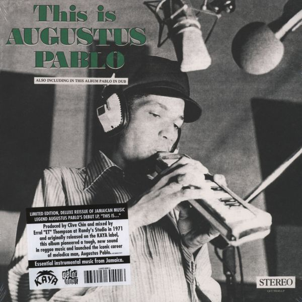 Augustus Pablo - This Is Augustus Pablo [LP]