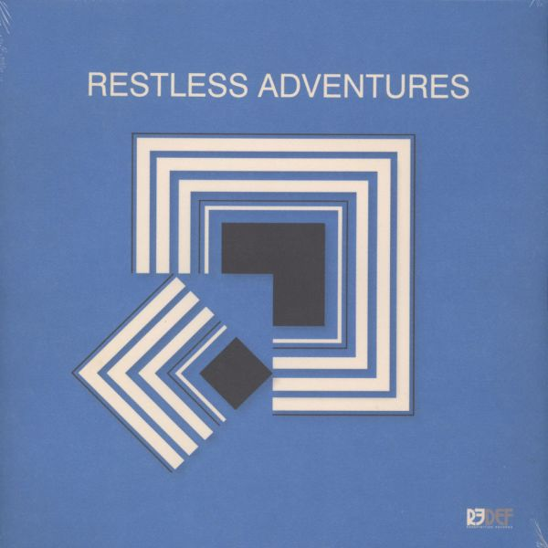 Klaus Layer - Restless Adventures [LP]