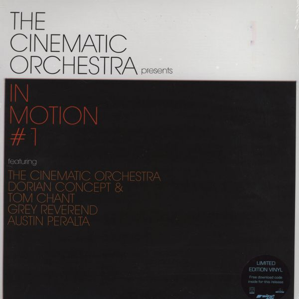 The Cinematic Orchestra - In Motion Volume 1 [2LP]