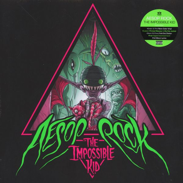 Aesop Rock - The Impossible Kid [2LP]