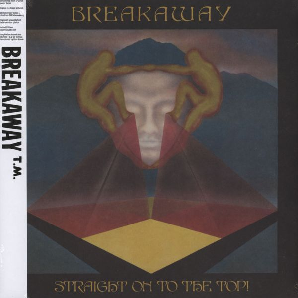 Breakaway - Straight On To The Top [LP+CD]