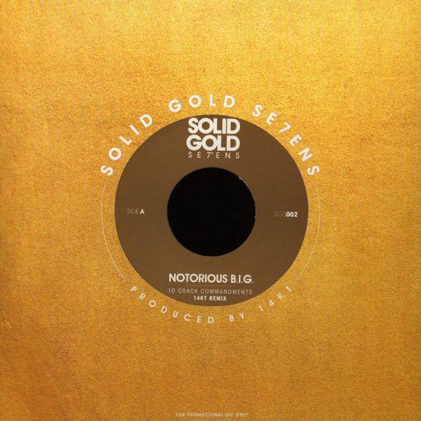 The Notorious BIG - 10 Crack Commandments 14KT Remix [7