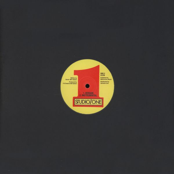 "B.B. Seaton - Dancing In The Moonlight [12""]"