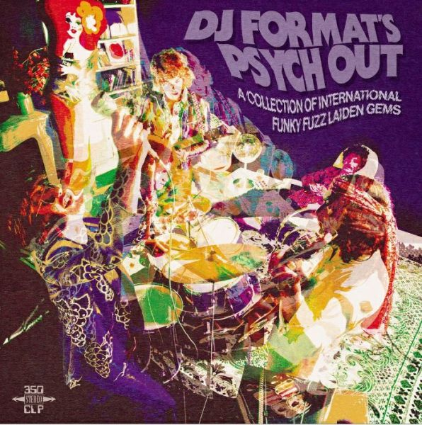 DJ Format - presents Psych Out [2LP]