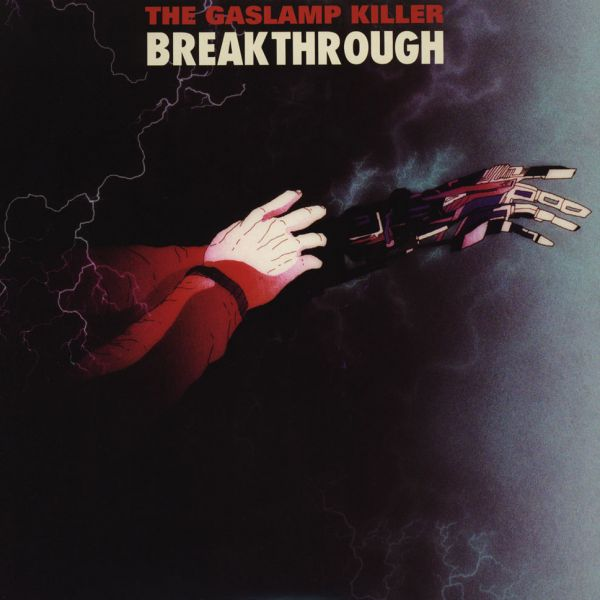 "The Gaslamp Killer - Breakthrough [2x10""]"