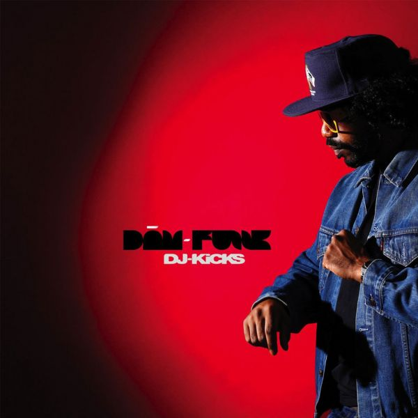 Dam-Funk - DJ-Kicks [CD]