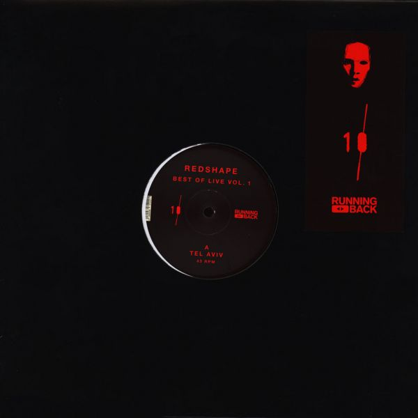 "Redshape - Best Of Live Vol.1 [12""]"