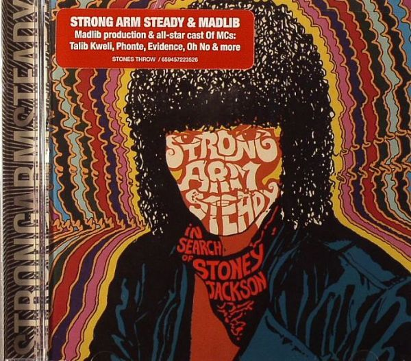 Strong Arm Steady - In Search Of Stoney Jackson (prod. by Madlib) [CD]
