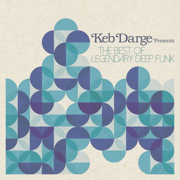 Keb Darge - pres. The Best Of Legendary Deep Funk [2LP]