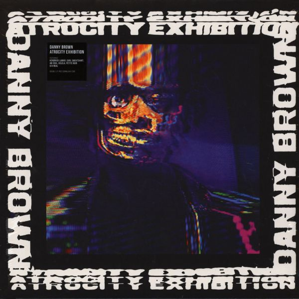 Danny Brown - Atrocity Exhibition [2LP]