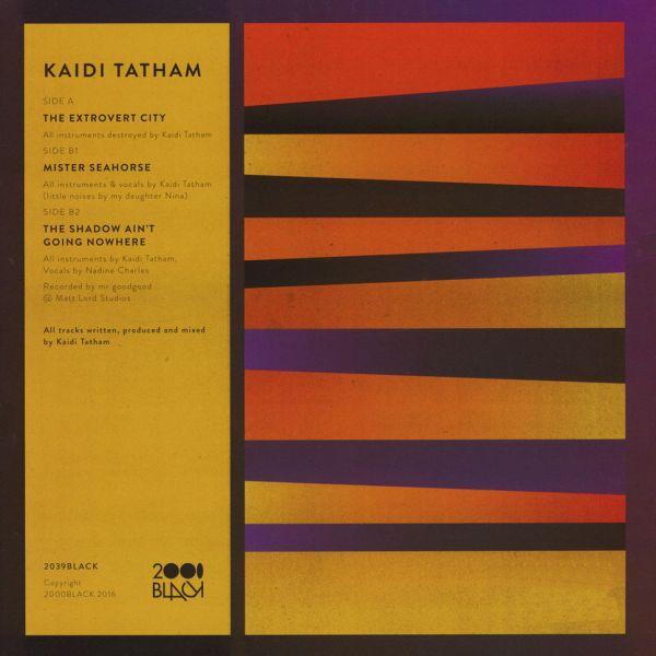 Kaidi Tatham - Changing Times