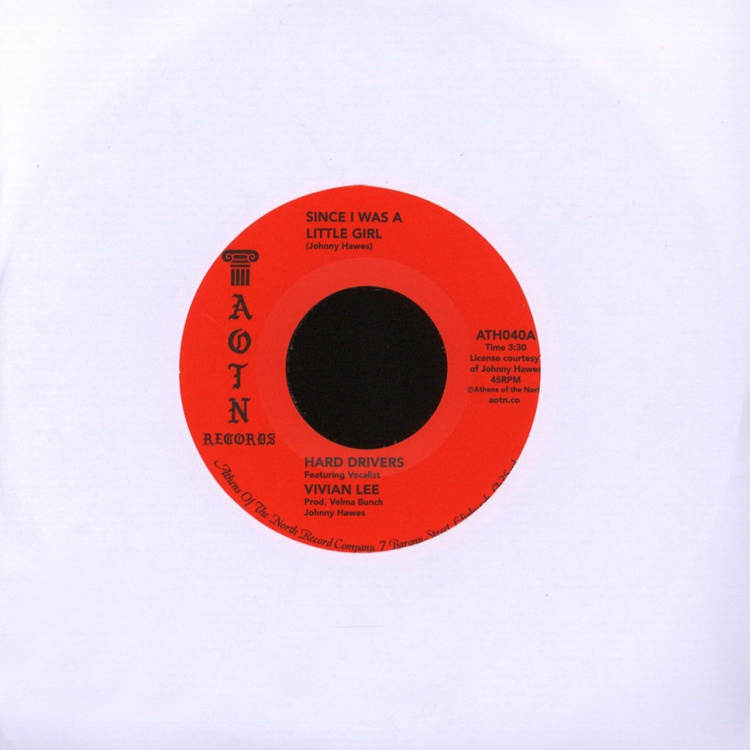 "Hard Drivers - Since I Was A Little Girl/ Straight Talk [7""]"