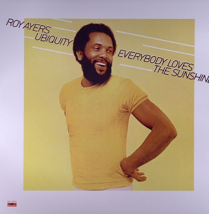 Roy Ayers Ubiquity - Everybody Loves The Sunshine (180g) [LP]