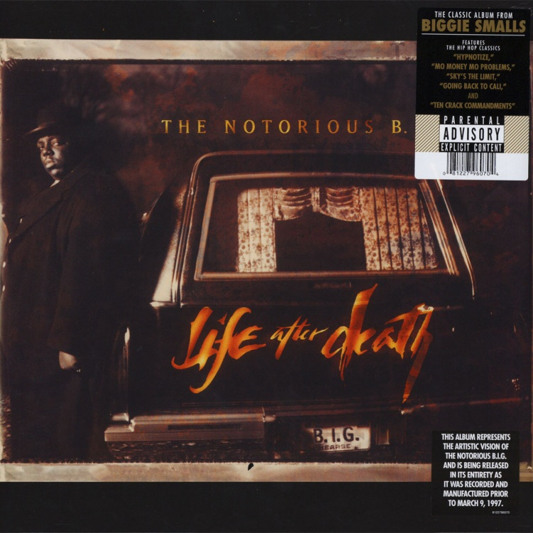 The Notorious BIG - Life After Death [3LP]