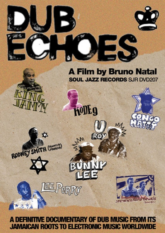 Bruno Natal - Dub Echoes: A Definitive Documentary Of Dub Music From Its Jamaican Roots To Electronic Music Worldwide [DVD]