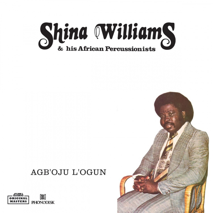 Shina Williams & His African Percussionists - Agb