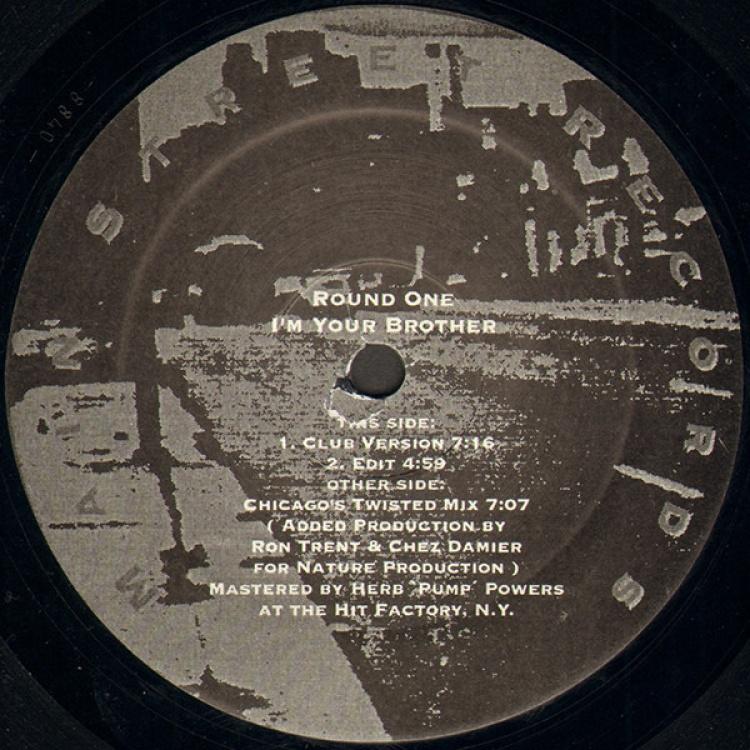 Chez Damier & Ron Trent* Ron Trent, M.D. - Hip To Be Disillusioned Vol. 1