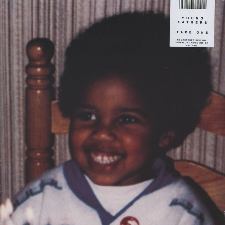 Young Fathers - Tape One/ Tape Two (2LP+MP3) [2LP]