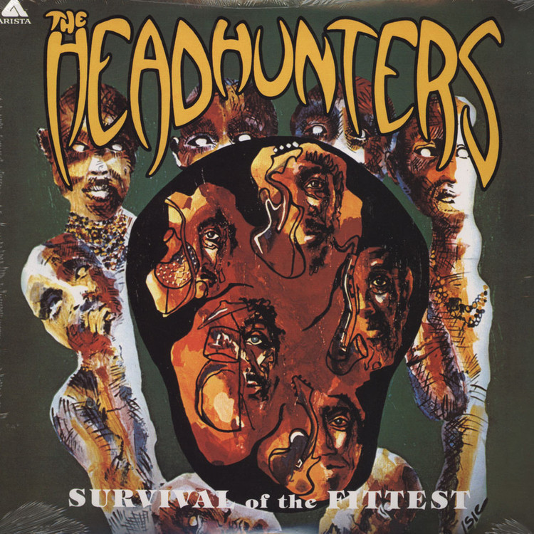 The Headhunters - Survival Of The Fittest [LP]