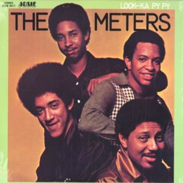 The Meters - Look-Ka Py Py [LP]