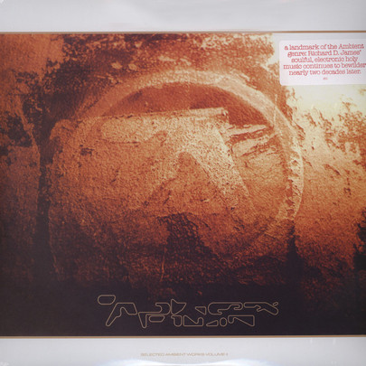 Aphex Twin - Selected Ambient Works Volume 2 [3LP]