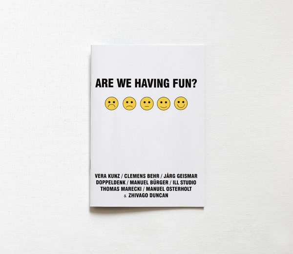 Zine - Lodown: Are We Having Fun? [magazyn]