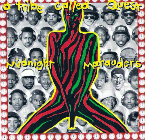A Tribe Called Quest - Midnight Marauders [CD]