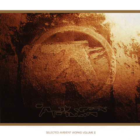 Aphex Twin - Selected Ambient Works Volume 2 [2CD]