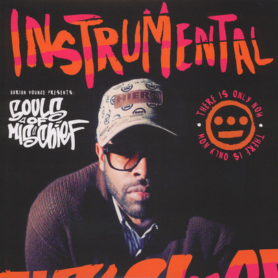 Adrian Younge pres. Souls Of Mischief - There Is Only Now Instrumental [LP]