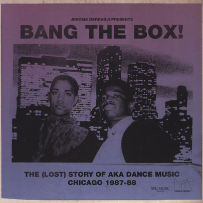 VA - Jerome Derradji pres. Bang The Box! [2LP]