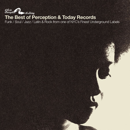DJ Spinna & BBE Soundsystem - Best Of Perception & Today Records Part A [2LP]